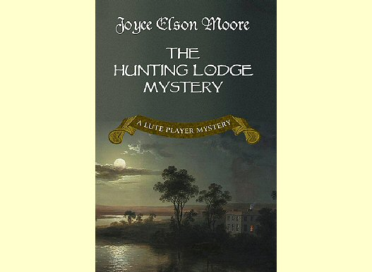 The Hunting Lodge mystery cover