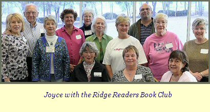 Ridge Readers Book Club photo