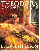 Theodora of Constantiople book cover